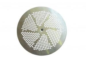 Circular Floor Grille Stainless Core Type Cfg