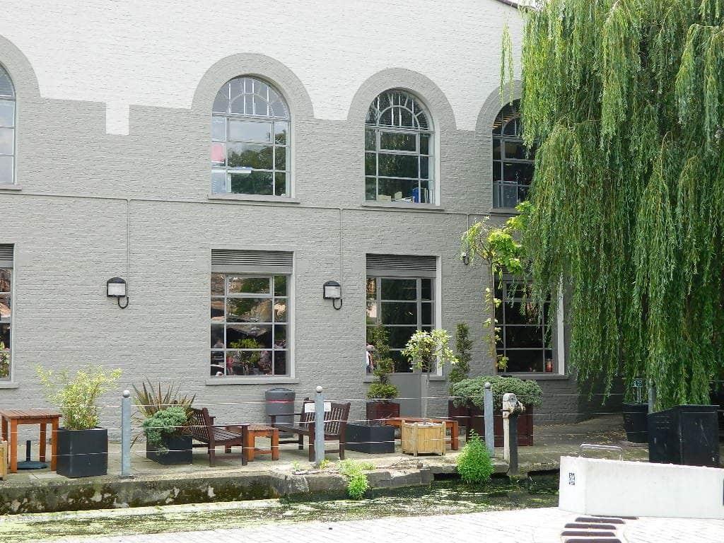 Mtv Studios Camden Lock
