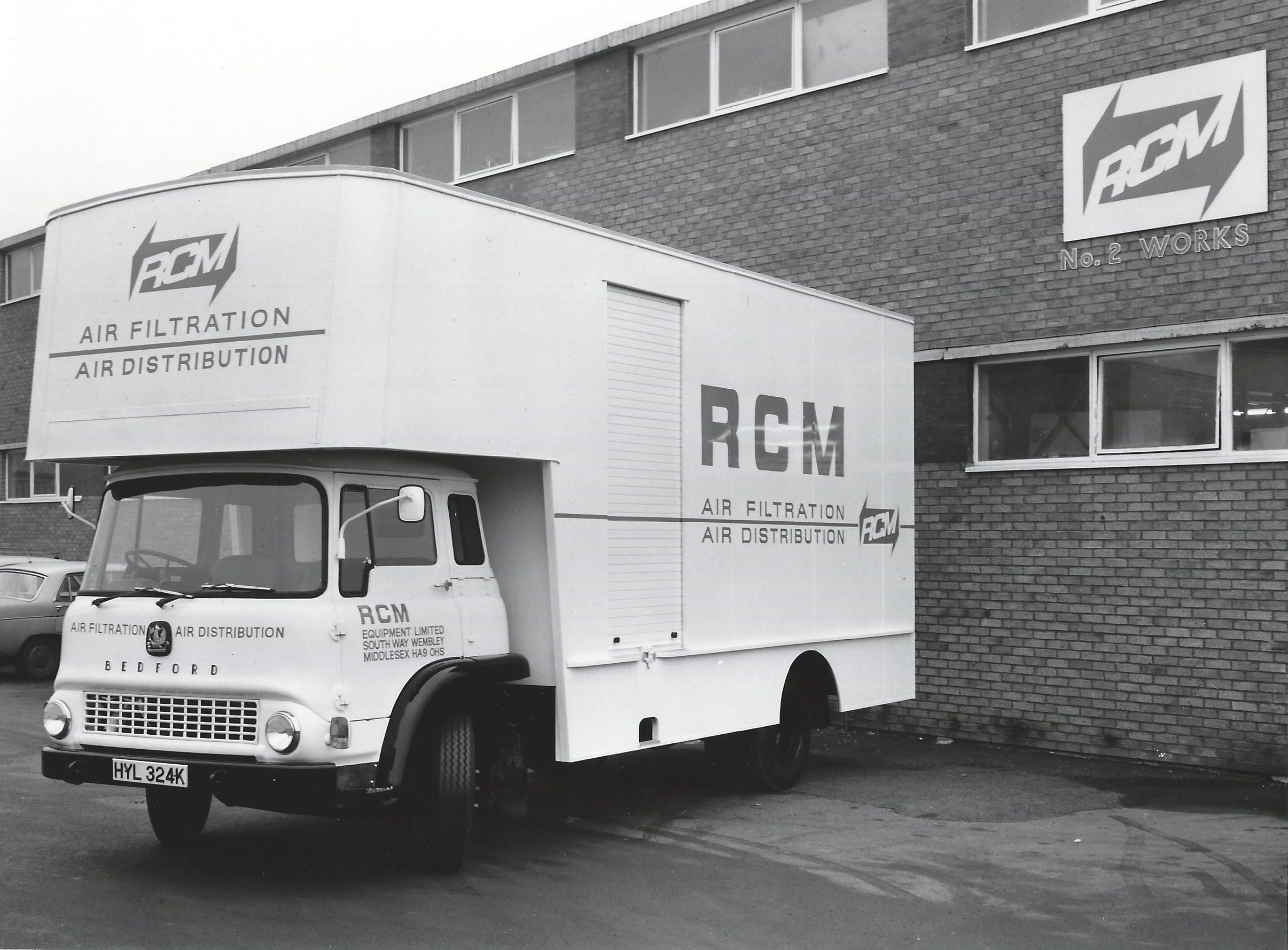 RCM Delivery Service