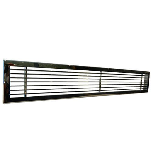 Chrome Linear Bar Grille Lbg Degree Nb