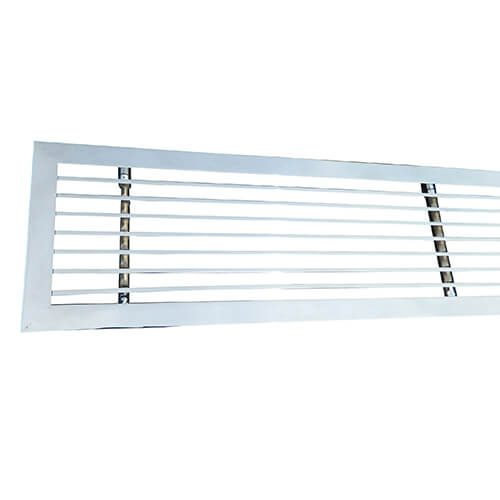 Linear Bar Grille Lbg Chrome