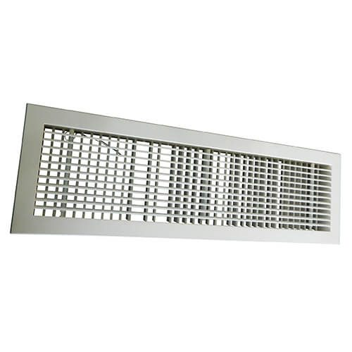 Linear Bar Grille Removable Core Variable Rear Vane Special Lbg