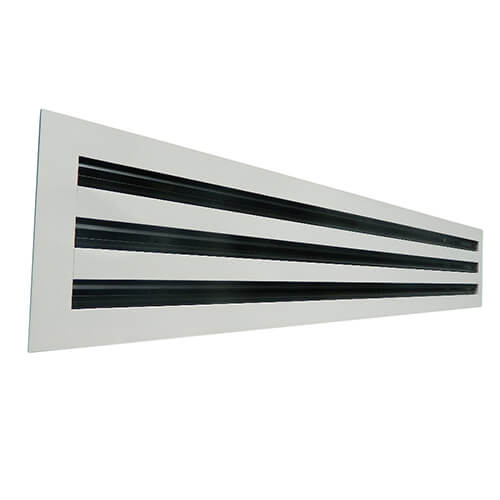 Linear Diffuser Ac : Linear slot diffuser high capacity diffusers