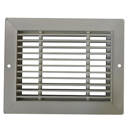 Linear Diffusers And Grilles : Linear bar grille plaster in grilles rcm