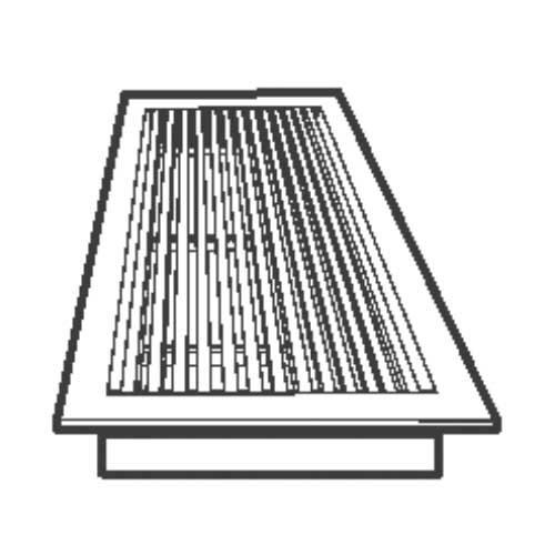 Linear Floor Grille LFG